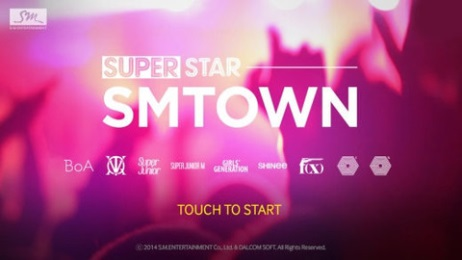 superstar smtown手機版