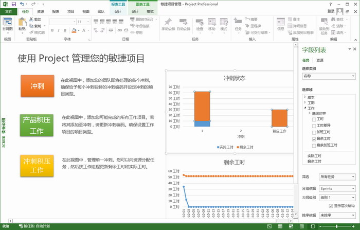 microsoft project 破解版