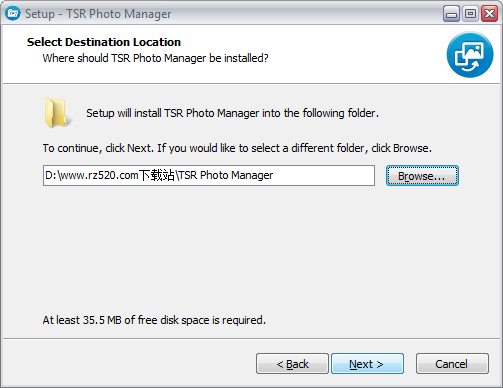 TSR Photo Manager