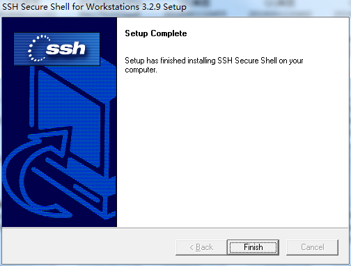 ssh secure shell client